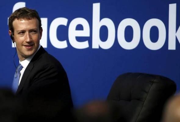 Mark Zuckerberg diberi penghormatan beri ucapan majlis konvokesyen Universiti Harvard