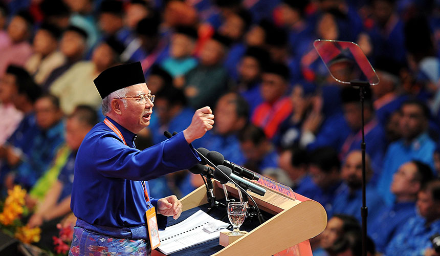 LAPOR LANGSUNG: Jangan politikkan RUU355 - Najib