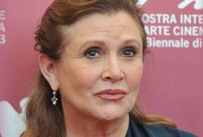 Actress Carrie Fisher had cocaine, heroin in system, autopsy shows