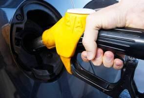 Harga petrol turun 7 sen, diesel turun 6 sen mulai tengah malam ini