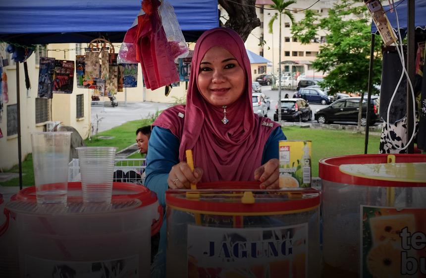 Noor Ain Sidek - I'll never give up on Kuala Lumpur