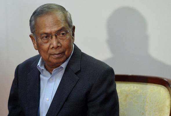 Adenan Satem kesayangan rakyat Sarawak