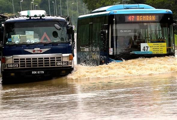 Penduduk terjejas banjir di Perak cecah lebih 600