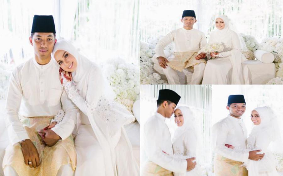 Selepas bergelar isteri, Mia Ahmad ikut Izham menetap di Johor