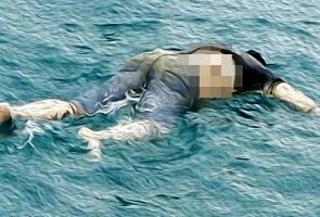 Body of man found afloat in waters off Batu Ferringhi