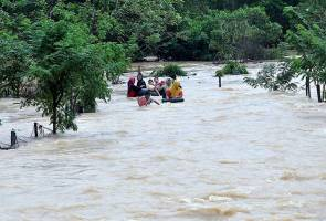 Repeat floods during the monsoon is an anomaly