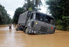 Terengganu flood: 904 victims as at 8am