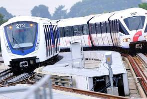 LRT delayed due to power disruption