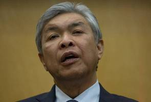 Zahid visits family of former UMNO Youth leader