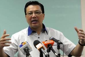 Wakil rakyat keluar DAP bukti parti sedang berpecah belah - Tiong Lai