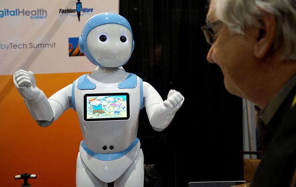 Consumer Electronics Show, CES, 2017