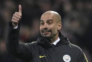 Guardiola menunjukkan kepercayaan ke atas staf dan skuadnya dengan menganggap mereka sebagai kunci kejayaan.