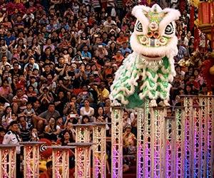 Menjelang Tahun Baru Cina