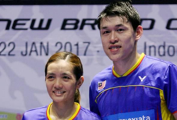 Badminton: Kian Meng-Pei Jing juarai Malaysia Masters