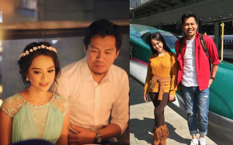 Sari Yanti ungkap kata 'I love You' kepada Jep secara terbuka