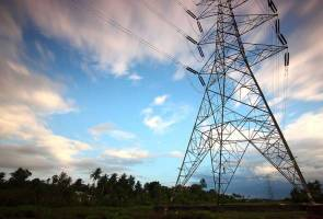 Next Peninsular Malaysia electricity tariff revision in January 2018