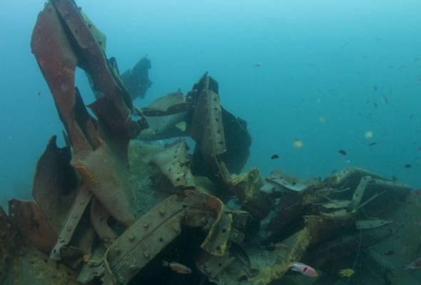 Terletak kira-kira 58 km di Utara Kota Kinabalu, Kapal Karam Teluk Usukan ini melibatkan 3 buah kapal kargo Jepun yang musnah.