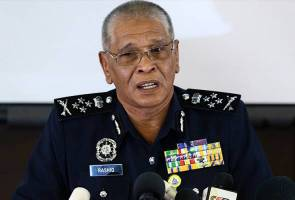 Police crackdown on secret societies regardless of race - Deputy IGP