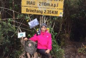 Lebih 40 jam sesat di Gunung Irau, pencarian pendaki wanita diteruskan