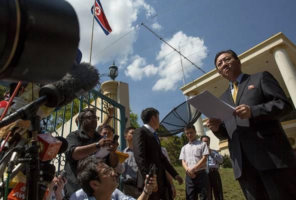 Pembunuhan Kim Jong Nam: Korea Utara desak sertai siasatan bersama