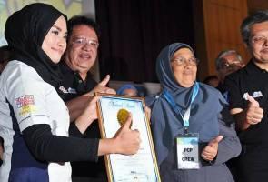 Festival catur Putrajaya 2017 terima Anugerah Malaysia Book of Records