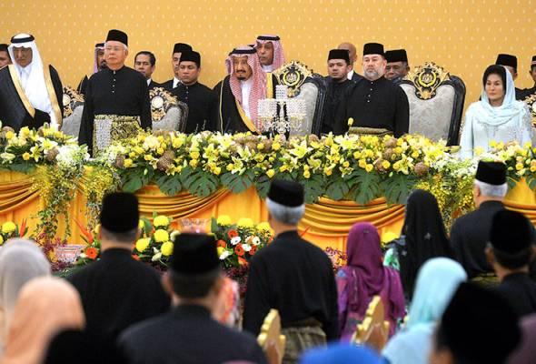 Lawatan oleh Penjaga Dua Masjid Suci itu mencerminkan hasrat baginda untuk meningkatkan hubungan kukuh yang sedia terjalin dengan Malaysia.