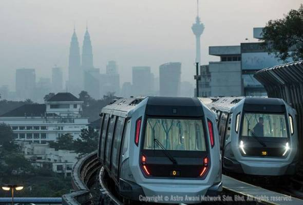 Prasarana as the operator of the MRT services also allocated RM6.5 million yearly to manage the safety system of the public transport system