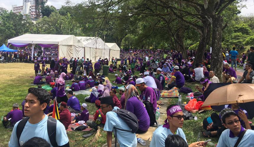 LIVE UPDATE: RUU355 Rally
