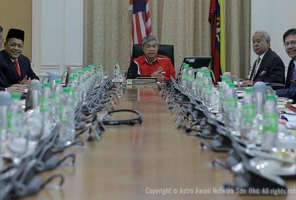 Dana QDF untuk Rohingya akan diselaras MKN, JPM