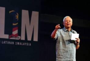 PM Najib gesa syarikat senaraian awam sertai SL1M