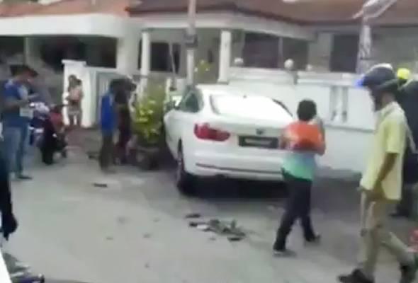 Polis kenal pasti suspek kes tembak ahli perniagaan wanita
