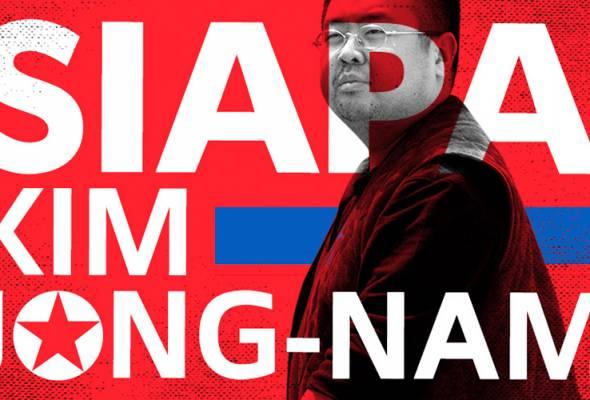 Jong Nam yang merupakan abang kepada pemimpin tertinggi Korea Utara Kim Jong Un, meninggal dunia pada 13 Feb lepas.