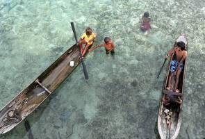 Bajau Laut: Kumpulan manusia tanpa negara