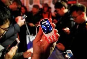 Nokia keluarkan kembali model 3310