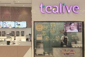 Chatime is 'tealive' from now onwards, says Loob