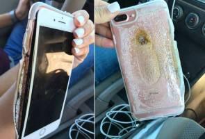 Apple siasat insiden pengguna dakwa iPhone 7 Plus meletup ketika tidur