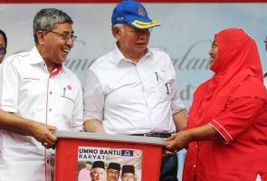 'I won't budge from principles of inclusive development' - Najib