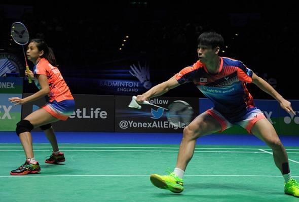 Peng Soon-Liu Ying naib juara All England