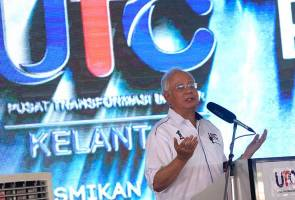 People first, not narrow-minded political ideology - PM Najib