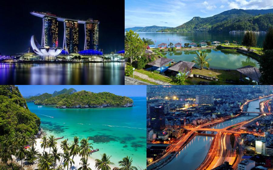 Bercuti di luar negara dengan bajet serendah RM500