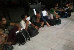 Pihak berkuasa Thailand tahan 27 Rohingya cuba masuki Malaysia