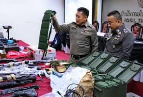 Polis Thai rampas senjata, peluru dirancang diguna jika kuil Dhammakaya diserbu