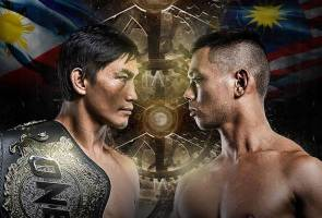 MMA: Malaysia's Keanu, Aiman added to ONE Championship fight card in Manila