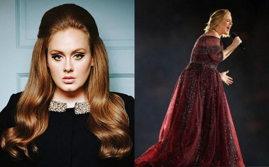 Adele sanggup berhenti menyanyi untuk sergah pengawal keselamatan