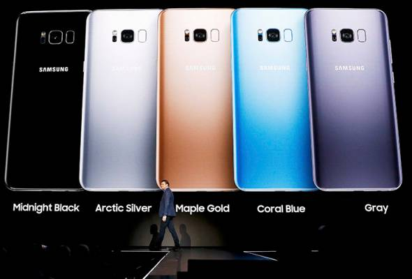 Harga purata jualan telefon Samsung meningkat