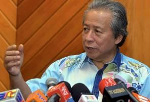 Anifah Aman nasihat Nazri elak guris hati rakyat Sarawak, Sabah