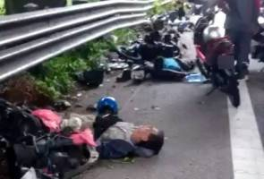 BKE tragedy: Daughter shocked to see father in accident video clip