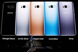 Galaxy S8 bakal hangatkan pasaran telefon pintar di China