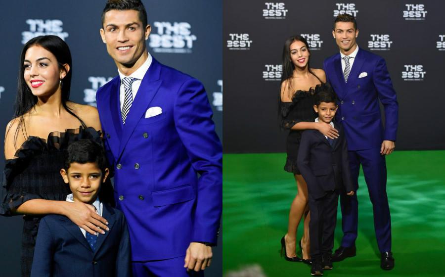 Cristiano Ronaldo bakal timang anak kembar lelaki