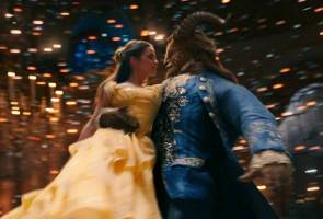 Beauty and the Beast diramal pecah rekod tayangan minggu pertama dengan kutipan tertinggi